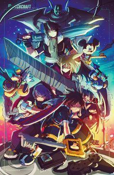 Kingdom Hearts 2 Ruffy by RobDuenas on DeviantArt