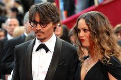 Johnny Depp & Vanessa Paradis-13 yrs