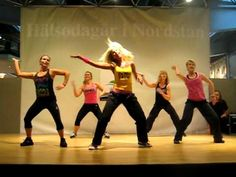 Original choreography for Zumba Warm-up to Party Rock Anthem by LMFAO. This was recorded late after the zumba class, f. Zumba Fitness, Fitness Goals, Fitness Tips, Fitness Motivation, Health Fitness, Fitness Exercises, Zumba Videos, Workout Videos, Zumba Songs