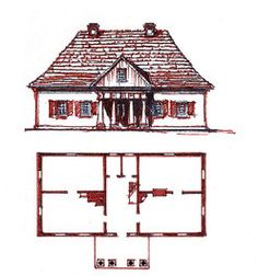 Mansions Homes, Manor Houses, Eastern Europe, Poland, Masters, Sims, Villa, Floor Plans, Cottage