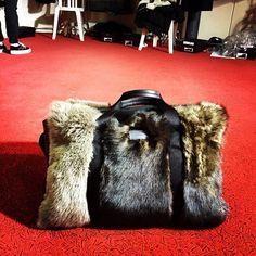 Taken by @MailMovement. Paul Smith fall-winter 2015/16 bag of the season #paulsmith #accessories #backstage #pfw #parisfashionweek #mensfashionweek #fashionweek #fashion #paris #menswear #style #photooftheday #instagood #instafashion #mailmovement #hausofpaulsmith