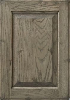 Signature Series Finish Stain: Distressed Barnwood On Oak  Potential Look  For Kitchen Cabinets