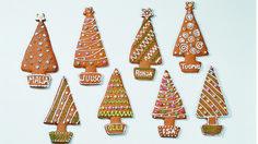 Piparkakut jos mitkä kuuluvat jouluun. Gingerbread Cookies, Holiday Decor, Christmas, Home Decor, Cupcakes, Food Food, Bakken, Deco, Gingerbread Cupcakes