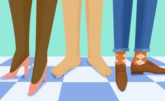 You probably don't give much thought to your feet – until they start hurting. Here's four ways to make sure you're keeping them comfortable and in top shape: http://blog.mangohealth.com/post/149655413523/4-easy-ways-to-keep-your-feet-happy-every-day