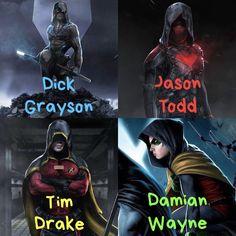 Jason Todd X Nightwing Batman Marvel Vs Dc Comics, Heroes Dc Comics, Mera Dc Comics, Zatanna Dc Comics, Cyborg Dc Comics, Dc Comics Funny, Joker Dc Comics, Dc Comics Girls, Dc Comics Characters