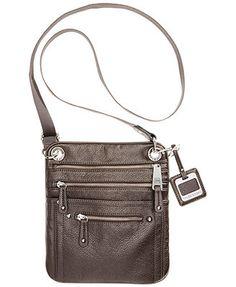 Tyler Rodan Barbados Crossbody at Macys - Im leaning toward this purse.  pretty roomy