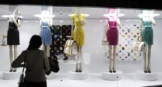 2012 Marc Jacobs-Louis Vuitton Exhibit Is Creepy Cool