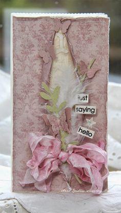Crafting ideas from Sizzix UK: Giftbag