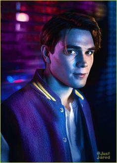 KJ Apa (as Archie in CW's 'Riverdale')