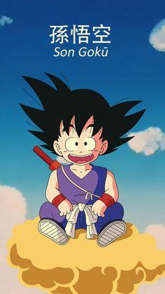 Son Goku by Dark-Crawler Dragon Ball Gt, Wallpaper Do Goku, Hd Wallpaper, Walpapers Cute, Dbz Wallpapers, Goku Drawing, Kid Goku, Chibi, Babe