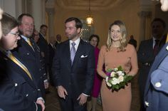 HGD Guillaume & Stephanie of Luxembourg Concert Harmonie Municipale  3/17/13