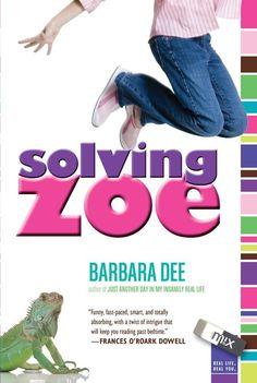 #tween Solving Zoe: Barbara Dee