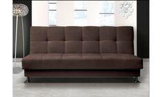 Rozkladacia pohovka Baku 35, hnědá Sofa, Couch, Furniture, Design, Home Decor, Settee, Settee, Decoration Home, Room Decor