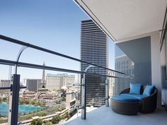 The Cosmopolitan Hotel Las Vegas Fountain View!  Best view in the city!