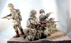 WW2 US Normandy Uniform | WW2/US 101Airborne Division/Normandy.