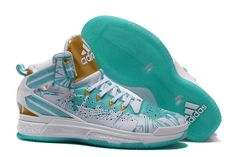 uk availability c4854 3a575 D Rose 6 Christmas bronze Green Icy Glacier Popular Sneakers, Popular Shoes,  Trx,