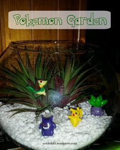 Pokemon garden