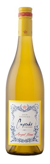 Cupcake Angel Food Chardonnay is fairly sweet, not too bad over ice though.  Recommended as a dessert wine.