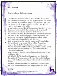 Adventsgedicht für Klein und Groß   Winterzeit Christmas Is Coming, All Things Christmas, Christmas And New Year, Christmas Time, Christmas Calendar, Advent Calendar, Winter Love, German Language, Read Later