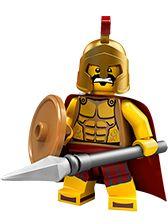 Series #2 - Spartan Warrior
