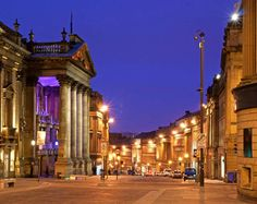 Britain's Best Georgian architecture street. | 26 Glorious Things Newcastle Gave The World