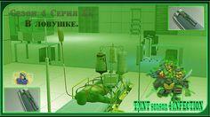 TMNT in sims-2 s 04:INFECTION:В ловушке серия 22.