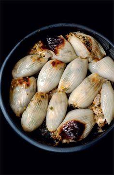 Stuffed onions Yotam Ottolenghi