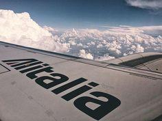 #alitalia #italia #aereo