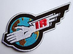THUNDERBIRDS Classic Crew Patch/Logo, Gerry Anderson... | eBay