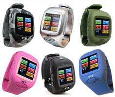 G13 (with Micro 4GB) Camouflage Camera GSM Quad-band Watch Phone - Technology Zone: G13 (with Micro 4GB) Camouflage Camera GSM Quad-band Watch Phone