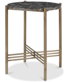 Rowen Side Table, Quick Ship
