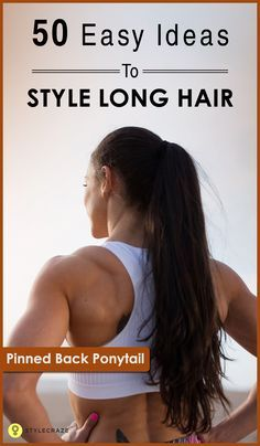 Girls nowadays seldom wear long hair. But for those who do, long hair is just like a treasured asset. Owing to the rarity of it, women definitely don't want to cut their long mane and often think of newer ways of styling it. Here are 50 stylish hairstyles for girls with long hair. Go ahead and try them!