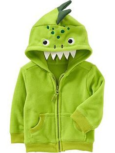 Ordered this for baby for less than $5 @ old navy! Critter Hoodies for Baby