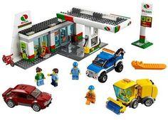 lego 60154 city jeu de construction la gare routi re promo amazon pinterest. Black Bedroom Furniture Sets. Home Design Ideas