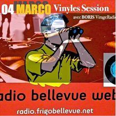 ► BELLEVUE (vintage)VINYLES SESSION 04 : MARCO (Marco Dsl) Avec BORIS et Virage Radio (du 6 au 10 Mars 2017, depuis le Musée d'art contemporain de Lyon) SOUNDCLOUD.COM ► Radio Bellevue WEB