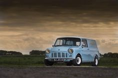 this 1979 Mini Cooper Van is owned by Dirk Wegman Mini Cooper Classic, Classic Mini, Vans Classic, Mini Countryman, Mini Clubman, Mini Coopers, Cool Sports Cars, Cool Cars, Mini Moris