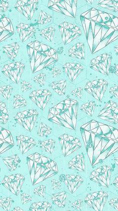 Shine On You Crazy Diamond 💎 Pink Floyd Phone Backgrounds, Wallpaper Backgrounds, Iphone Wallpaper, Diamond Wallpaper, Glitter Background, Pretty Wallpapers, Tiffany Blue, Pattern Wallpaper, Line Art