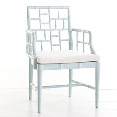 Wisteria - Chinese Chippendale Chair