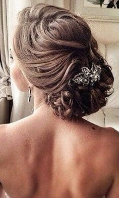 "These 60 Wedding Hair Styles Will Make Your Lover Say : ""I do"""