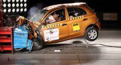 Insegurança dos carros brasileiros  é destaque na imprensa mundial