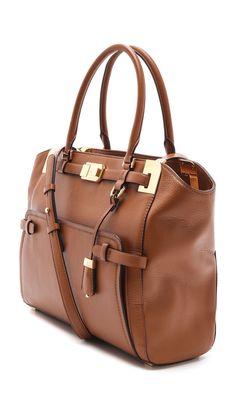 716e8f8b56d Michael Kors Collection Blake Large Satchel I Love this Bag!