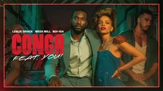 BACARDI / 2021 · Music video-clip. (USA). Leslie Grace, Hot Song, Meek Mill, Bacardi Rum, Music Videos, Classic, Youtube, Video Clip, Musicians