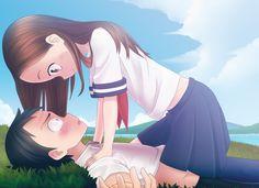 Fake jajaja :v Cute Anime Pics, Anime Girl Cute, Kawaii Anime Girl, Anime Art Girl, Anime Love Couple, I Love Anime, Arte Assassins Creed, Cute Anime Coupes, Anime Lindo