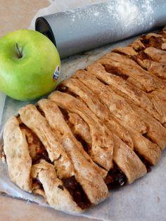 Easy Overnight Apple Date Danish Recipe #BreakTheFast