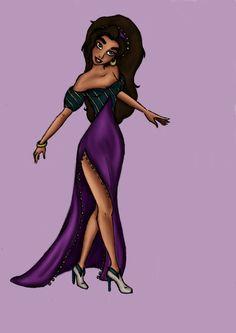 New Esmeralda by UrbanStar on deviantART