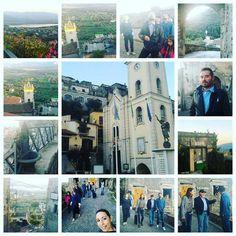 Serata al centro storico di Presenzano