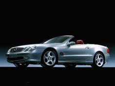 """Mercedes-Benz SL 350 """"Mille Miglia"""" (R230) '2003"""