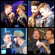 Twitter / MissJervais: Thanks @Backstreet Boys for ...