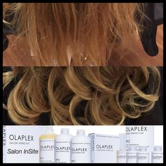 Salon InSite and olaplex www.saloninsite.dk  @olaplex