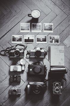 Analog treasure love.   Precious collection.